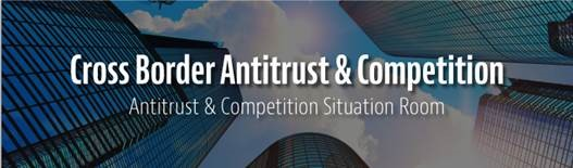 Antitrust podcast banner